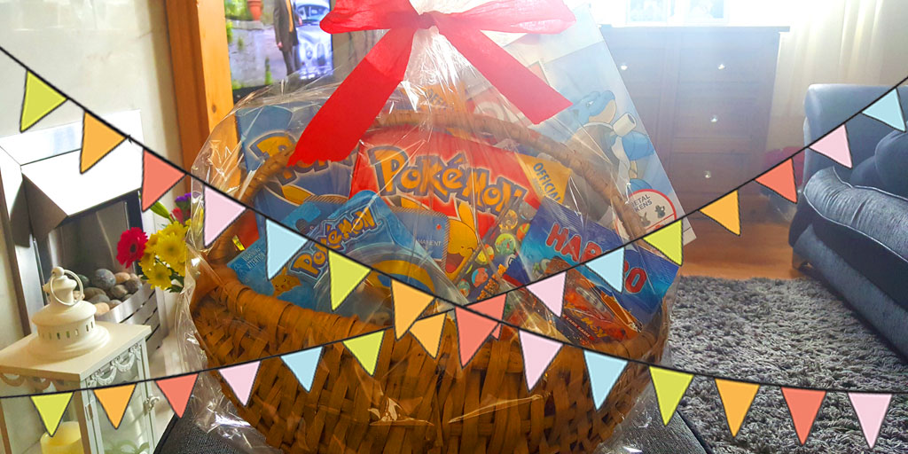 Pokemon hamper